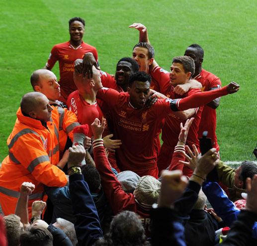 Ливерпуль Арсенал 5-1