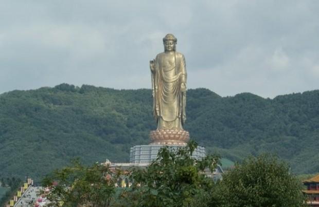 Көктем Ғибадатханасының Буддасы