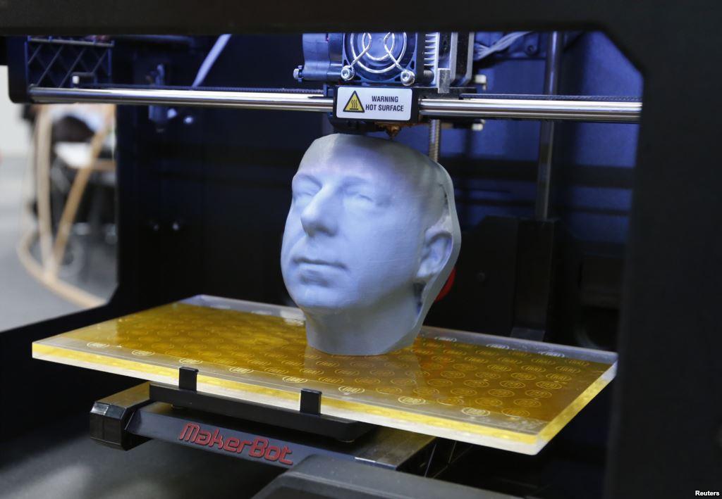 3d принтер деген не