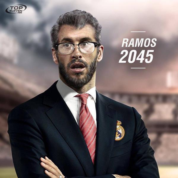 Серхио Рамос