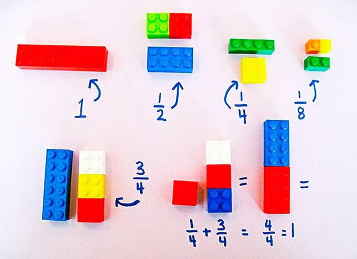 Лего кубигі математика
