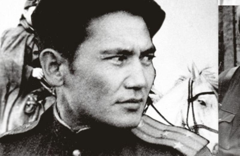 Бауыржан Момышұлы 105 жыл