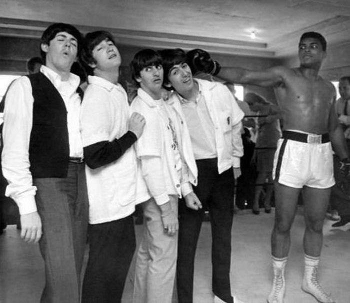 The Beatles және Мухаммед Әли, 1964 жыл