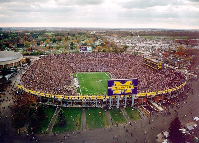 Мичиган Стэдиум / Michigan Stadium