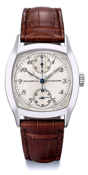 Patek Philippe Single-Button Chronograph Watch