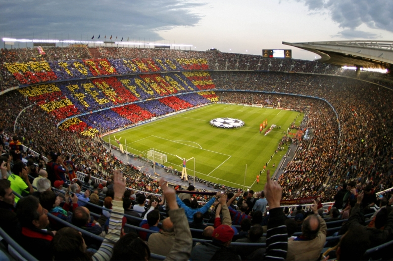 Камп Ноу / Camp Nou