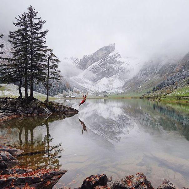 Швейцария табиғаты