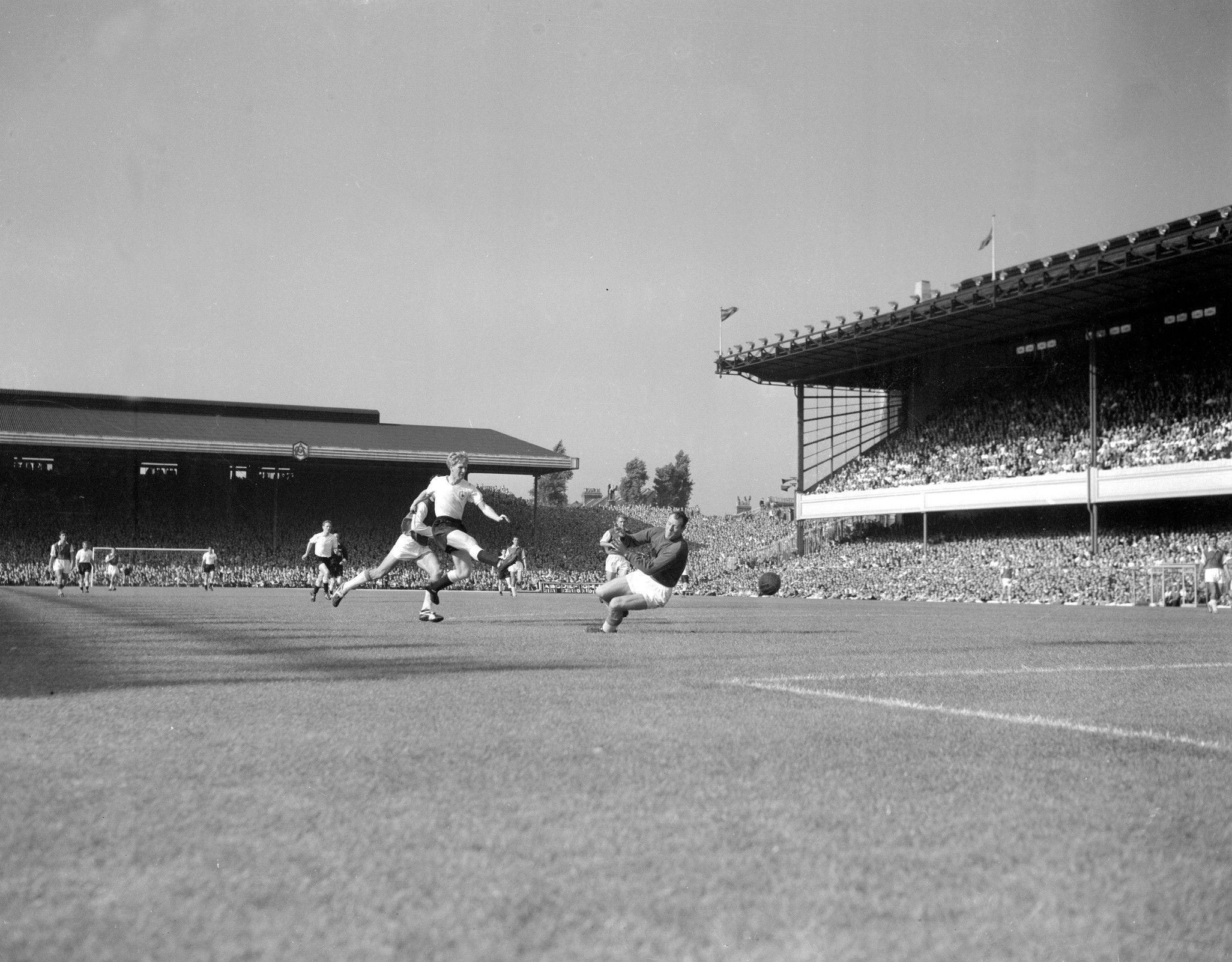 «Хайбери», Лондон 1913-2006 жылдарда Арсенал клубының алаңы