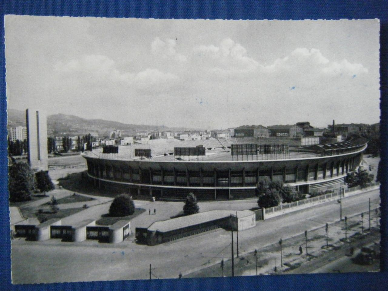 «Коммунале», Италия 1932-1990 жылдар арасындағы Ювентус клубының алаңы