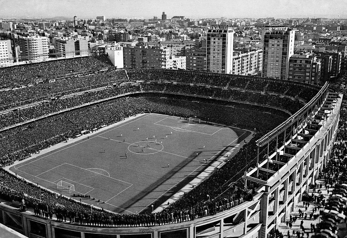 «Сантьяго Бернабеу», Мадрид Реал Мадрид клубының алаңы